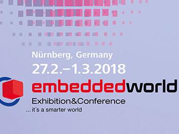 embedded-world-2018 britec