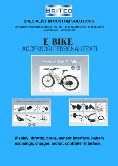 E-BIKE ACCESSORIES