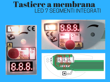 tastiera a membrana